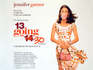 13 GOING ON 30 ORIGINAL CINEMA POSTER