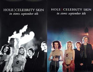 HOLE | Celebrity Skin ORIGINAL MUSIC POSTER
