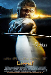 BEOWULF (Double Sided Advance) ORIGINAL CINEMA POSTER