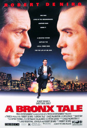 A BRONX TALE (Single Sided Regular) ORIGINAL CINEMA POSTER