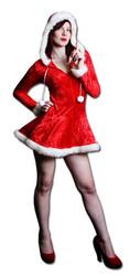 Mrs Christmas (Cut-out) - Lifesize Cardboard Cutout / Standee