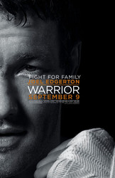 WARRIOR Poster Joel Edgerton
