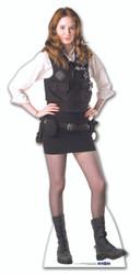 Amy Pond Policewoman Cardboard Cutout