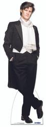 11th Doctor Wedding Suit Cardboard Cutout