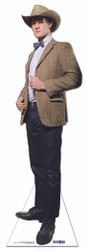 11th Doctor Stetson Cowboy Cardboard Cutout
