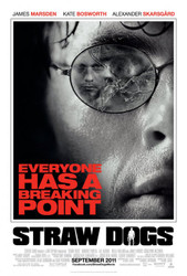 STRAW DOGS Poster