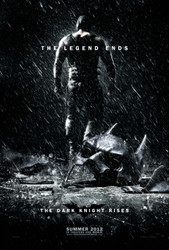THE DARK KNIGHT RISES Poster Style B
