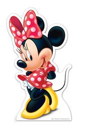 Minnie Mouse Cardboard Cutout