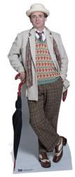 Sylvestor McCoy Doctor Who cutout