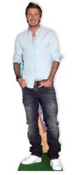 David Beckham Cutout