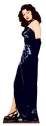 Ava Gardner Cutout