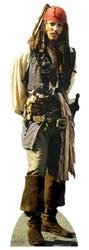 Captain Jack Sparrow Cutout