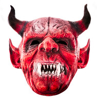 The Devil Halloween Face Mask