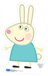 Rebecca Rabbit Cardboard Cutout