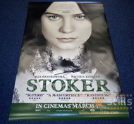 STOKER Poster (6 Sheet Very Rare)