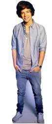 Harry Styles Cardboard Cutout - Casual Style