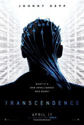 Transcendence Original Movie Poster One Sheet