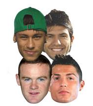 Footballer Variety Mask 5 Pack