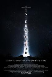 Interstellar Original Movie Poster
