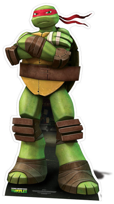 Raphael Teenage Mutant Ninja Turtles Lifesize Cardboard ...