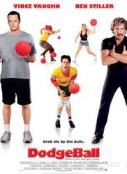 Dodgeball: A True Underdog Story Poster