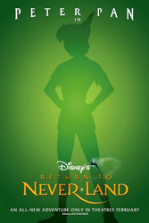 Return To Neverland Poster