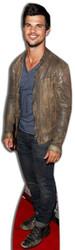 Taylor Lautner Lifesize Cardboard Cutout