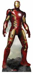 Iron Man Marvel's Age of Ultron Lifesize Cardboard Cutout