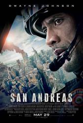 San Andreas Original Movie Poster