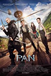 Pan Original Movie Poster Regular