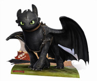 Toothless from How To train Your Dragon 2 Mini Cardboard Cutout