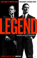 Legend Advance Style Original Movie Poster