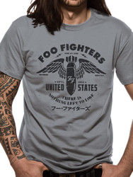 Foo Fighters Nothing Left To Lose Official Unisex T-Shirt