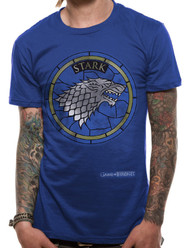 Game Of Thrones House Stark Sigil Official Unisex T-Shirt