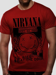 Nirvana Motor Sports Intl Garage 1990 Official Unisex T-Shirt