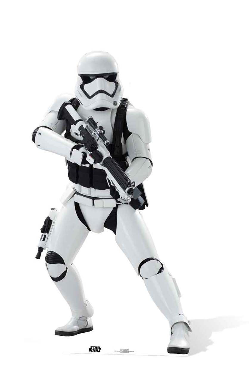 First Order Stormtrooper Star Wars The Force Awakens