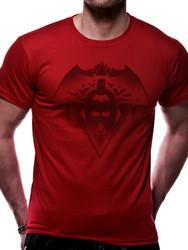 Batman v Superman Fear the Batman Dawn of Justice Official Unisex T-Shirt