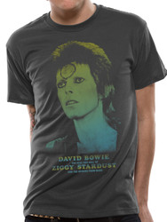 David Bowie Ziggy Stardust Unisex T-Shirt