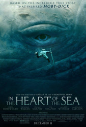 In The Heart Of The Sea Style A Original Movie Poster
