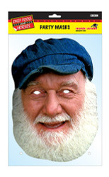 Uncle Albert Official Only Fools and Horses Card Party Face Mask