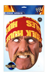 Hulk Hogan WWE Official WWE Card Party Face Mask