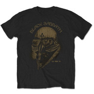 Black Sabbath US Tour '78 Logo Black Official Unisex T Shirt