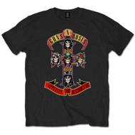 Guns N' Roses Appetite For Destruction Official Unisex T Shirt