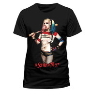 Suicide Squad Harley Quinn In Squad We Trust DC Comics Official Unisex T-Shirt