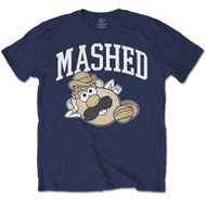 Mr Potato Head Mashed Official Unisex T Shirt