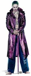 The Joker (Jared Leto) Suicide Squad Lifesize Cardboard Cutout