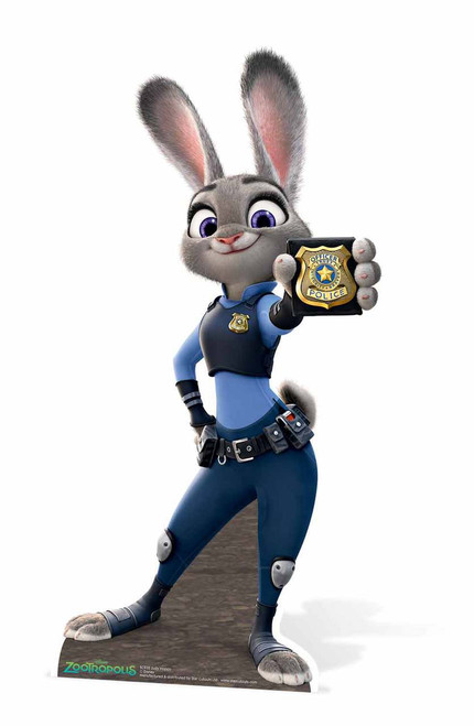 Some Heroes Dont Wear Capes: An Appreciation of Judy