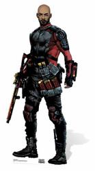 Deadshot Suicide Squad Lifesize Cardboard Cutout