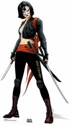 Katana Suicide Squad Lifesize Cardboard Cutout
