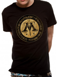 Harry Potter Ministry of Magic Crest T-Shirt